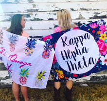 Sorority Floral Flag- LIMITED EDITION