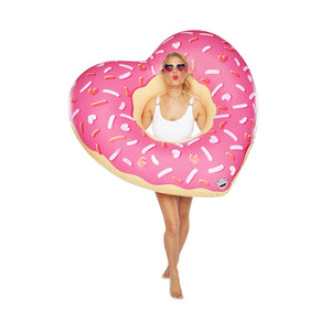 Heart Donut Float