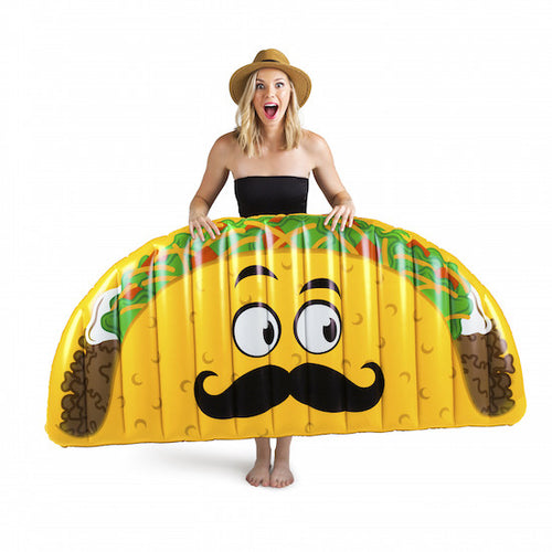 Taco Pool Float