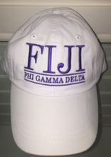 Fraternity Hat