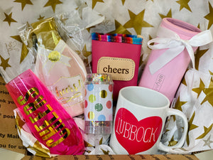 "Grad Box #5- ""The Pretty in Pink"""