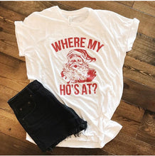 """Where My Ho's At"" Shirt"