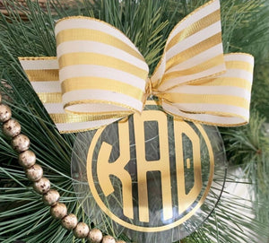Sorority Acrylic Ornament