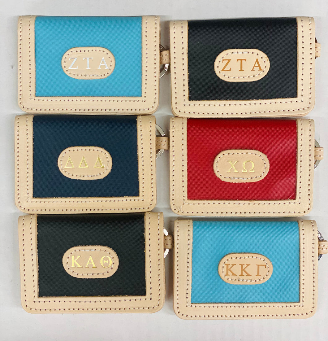 Jon Hart ID Wallet- Sorority
