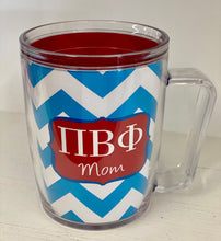 Sorority Mom Mug- Acrylic