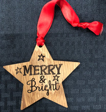 Red Ribbon Ornaments