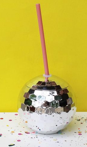 Packed Party Disco Ball Drink