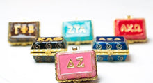 Sorority Cloisonne Mini Pin Box