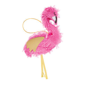 Mini Piñata- Flamingo