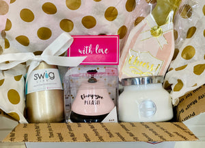 """Pop the Bubbly""  Gift Box"