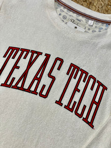 "Texas Tech ""Homecoming"" fuzzy pullover"