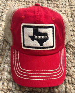 "Texas ""home"" Hat"