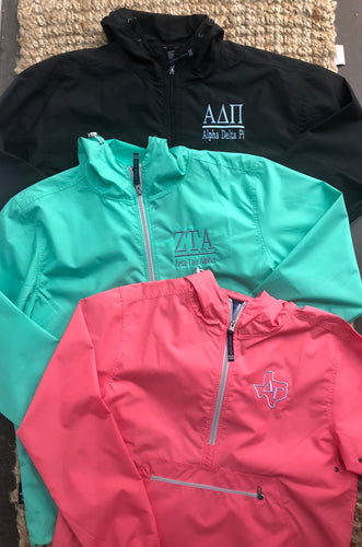 Charles River Sorority Rain Jacket