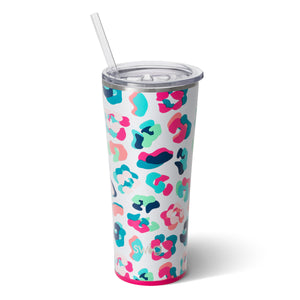 "Swig- ""Party Animal"" Straw Cup"