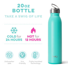 "Swig- ""Wonderlust"" water bottle"