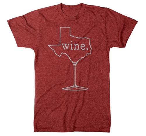 Texas Wine T-Shirt
