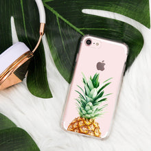 Pineapple Top iPhone Case