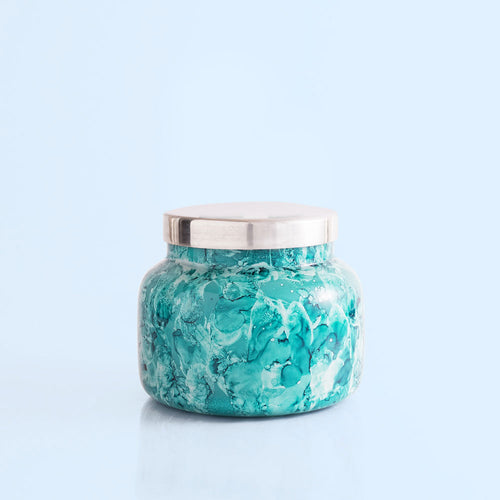 Capri Blue Volcano Candle 19oz- Watercolor