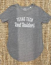 "Texas Tech- ""The Matador"" drop tail tee"