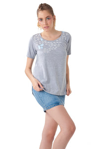 COLUMPIO – Lineal Top Gray