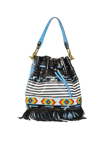 Wananpur - Bucket Bag Baby Blue