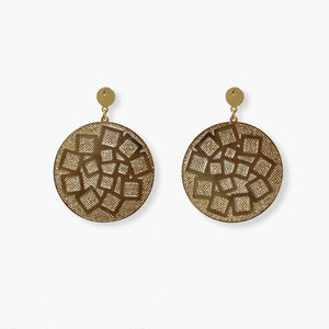LINA ECHEVERRY – Figuras Earrings Squares
