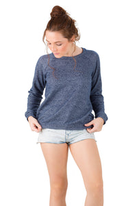 COLUMPIO – Chacopatica Sweater Blue