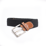 Solid Stretch Belt