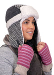 Grishma Fleece Hat