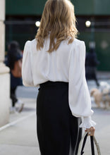 CHLOE BLOUSE WHITE