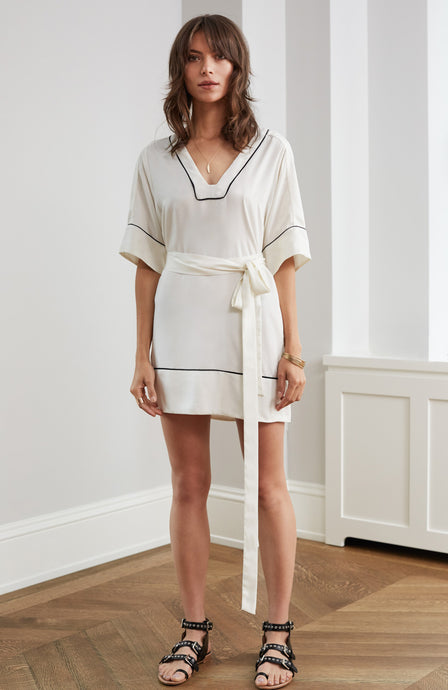 ATLANTIC TUNIC IVORY