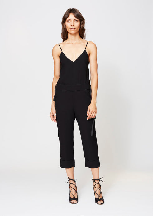 HUDSON JUMPSUIT BLACK