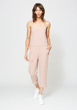 HUDSON JUMPSUIT BLUSH