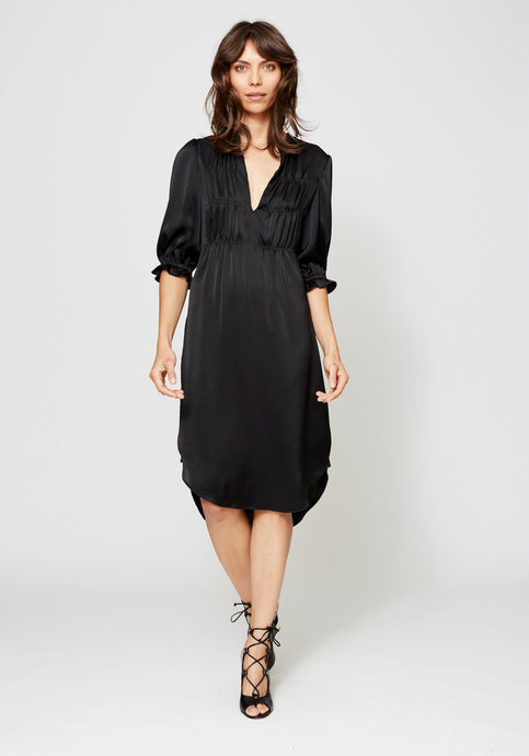 HORATIO MIDI DRESS