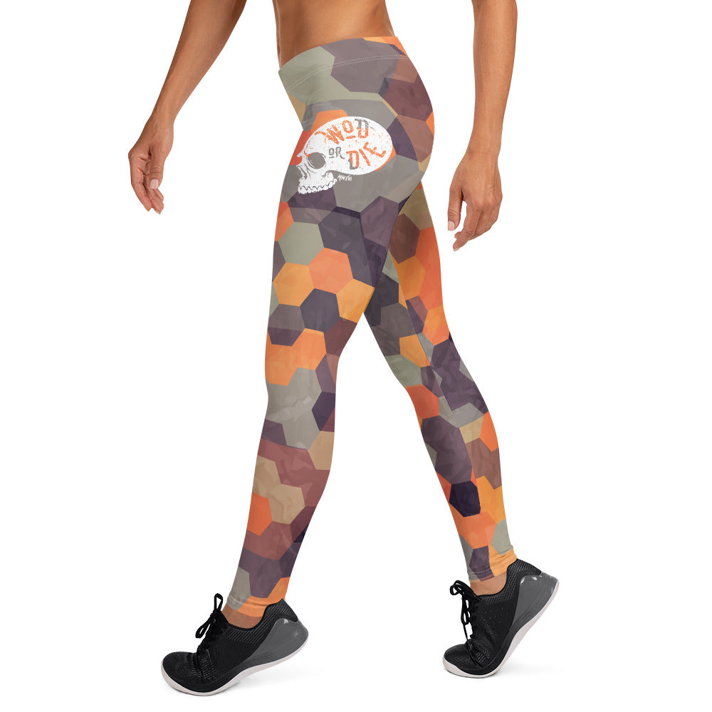 Long & Hexy | Leggings