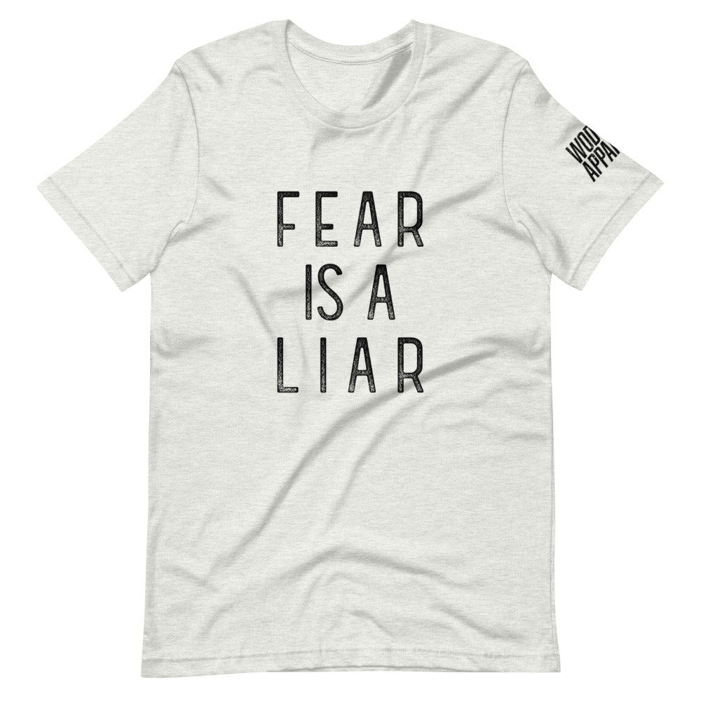 Fear is a Liar (Retro) | Unisex Tee