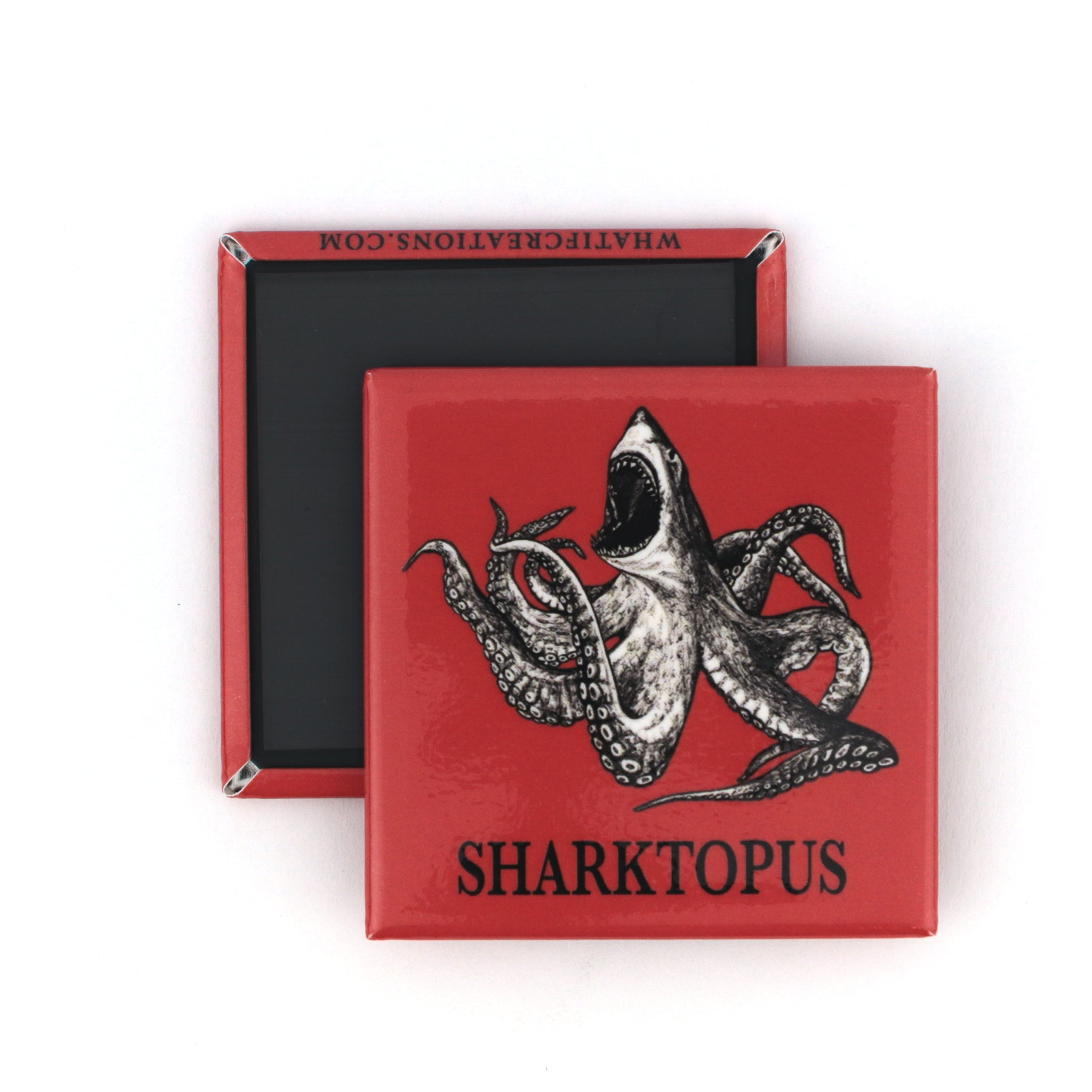 "Sharktopus 2"" Fridge Magnet"