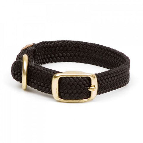 Double Braid Puppy Collars