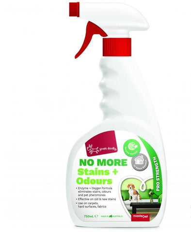 No More Stains/Odours
