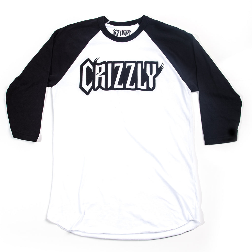Crizzly Baseball T-Shirt