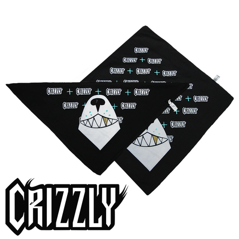 Crizzly Bear Face Mask
