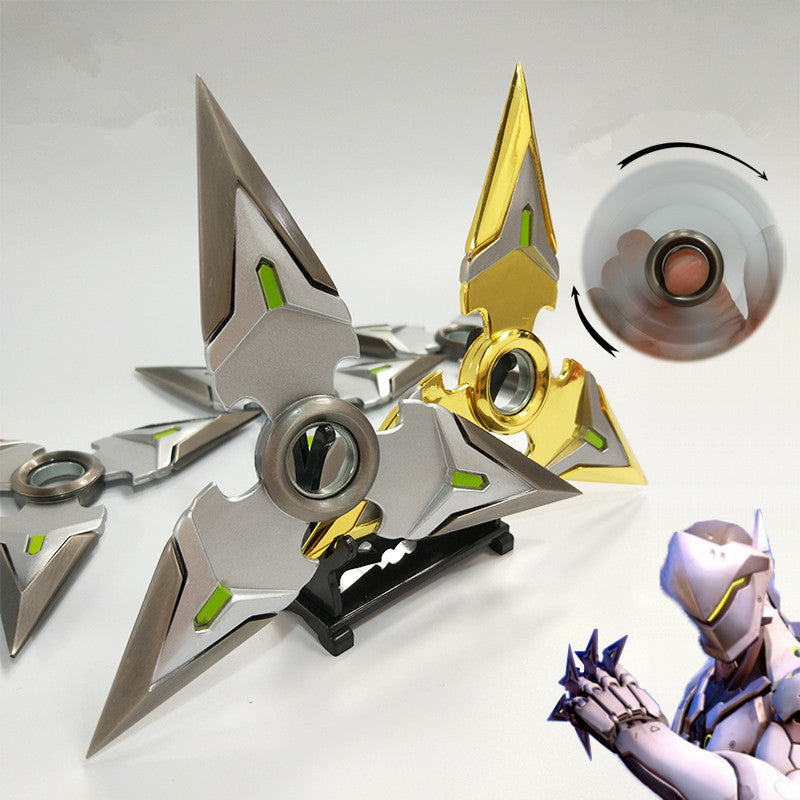 Genji Overwatch Fidget Spinner - A MUST HAVE For All Overwatch Fans