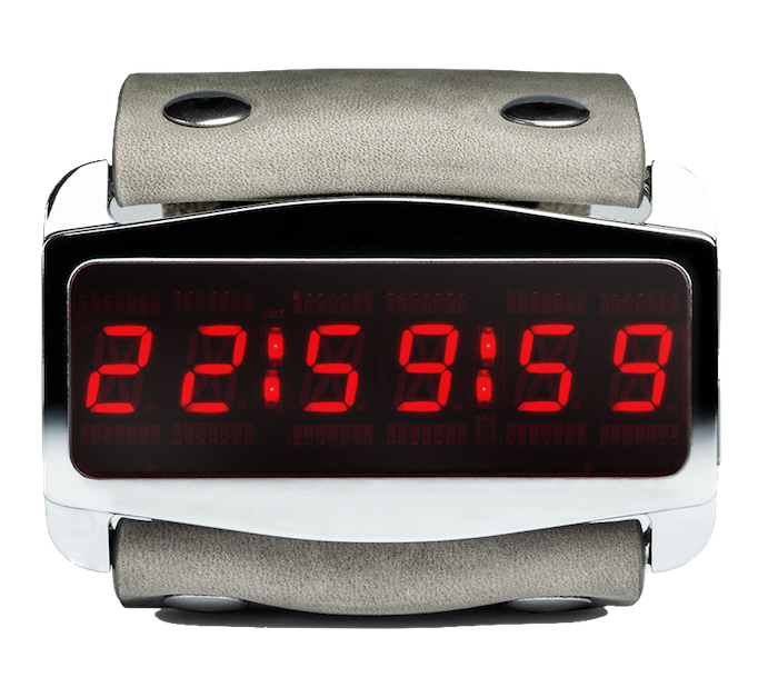 Lifeclock One - Chrome Edition