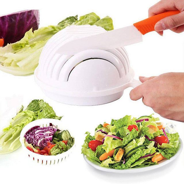60 Second Salad Maker