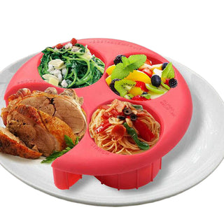 Meal Portion Control Plate