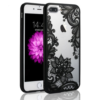 Sexy Retro Floral Phone Case