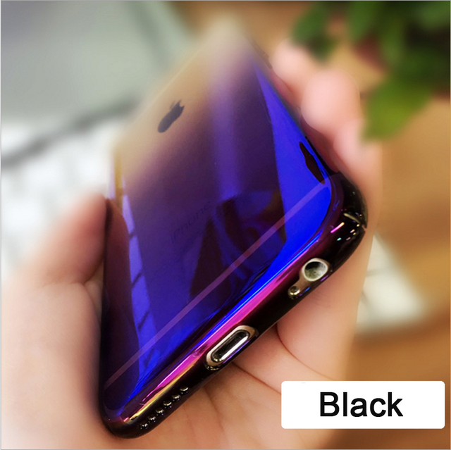 Ultra Slim Lighting Gradient Color Hard Case