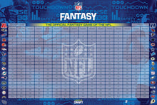 NFL Officially Licensed 2017 Fantasy Football Draft Kit