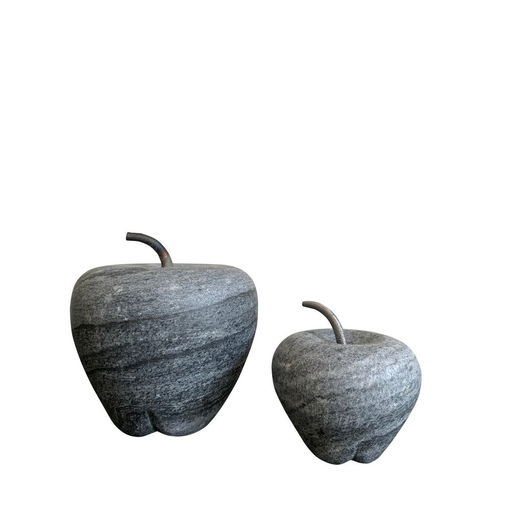 Marble Apples (Black)
