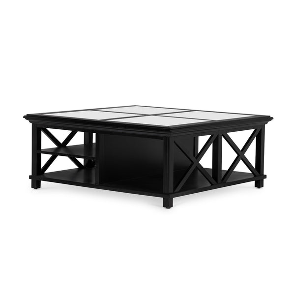 Hamptons Coffee Table (Black)